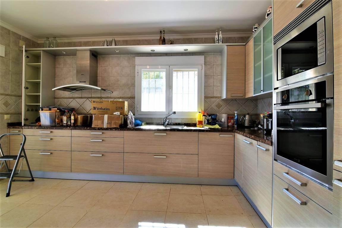 Foto de la cocina de la casa