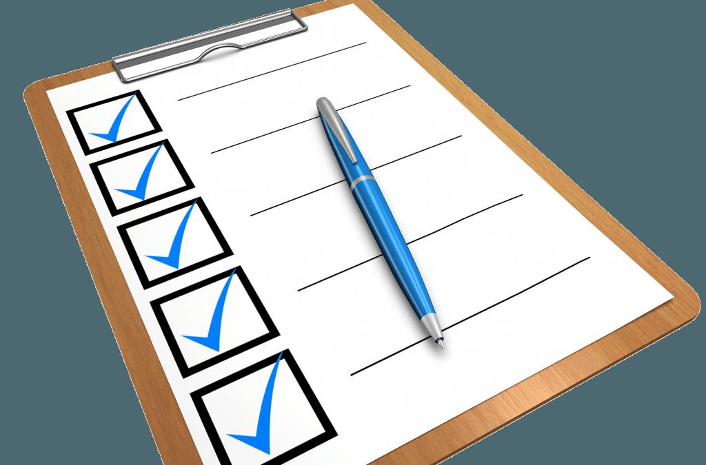 Qué tener en cuenta al comprar piso - Checklist