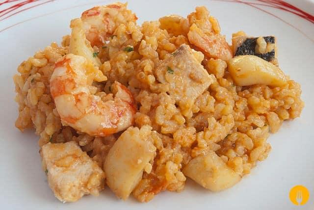 Foto de cocina-casera.com - Arroz del Senyoret