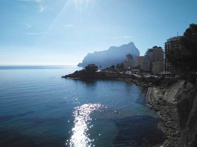 Paseo ecológico por la Costa desde Calp a Moraira