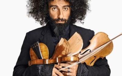 Ara Malikian, famoso Violinista – 3 de Marzo de 2019 en Calp