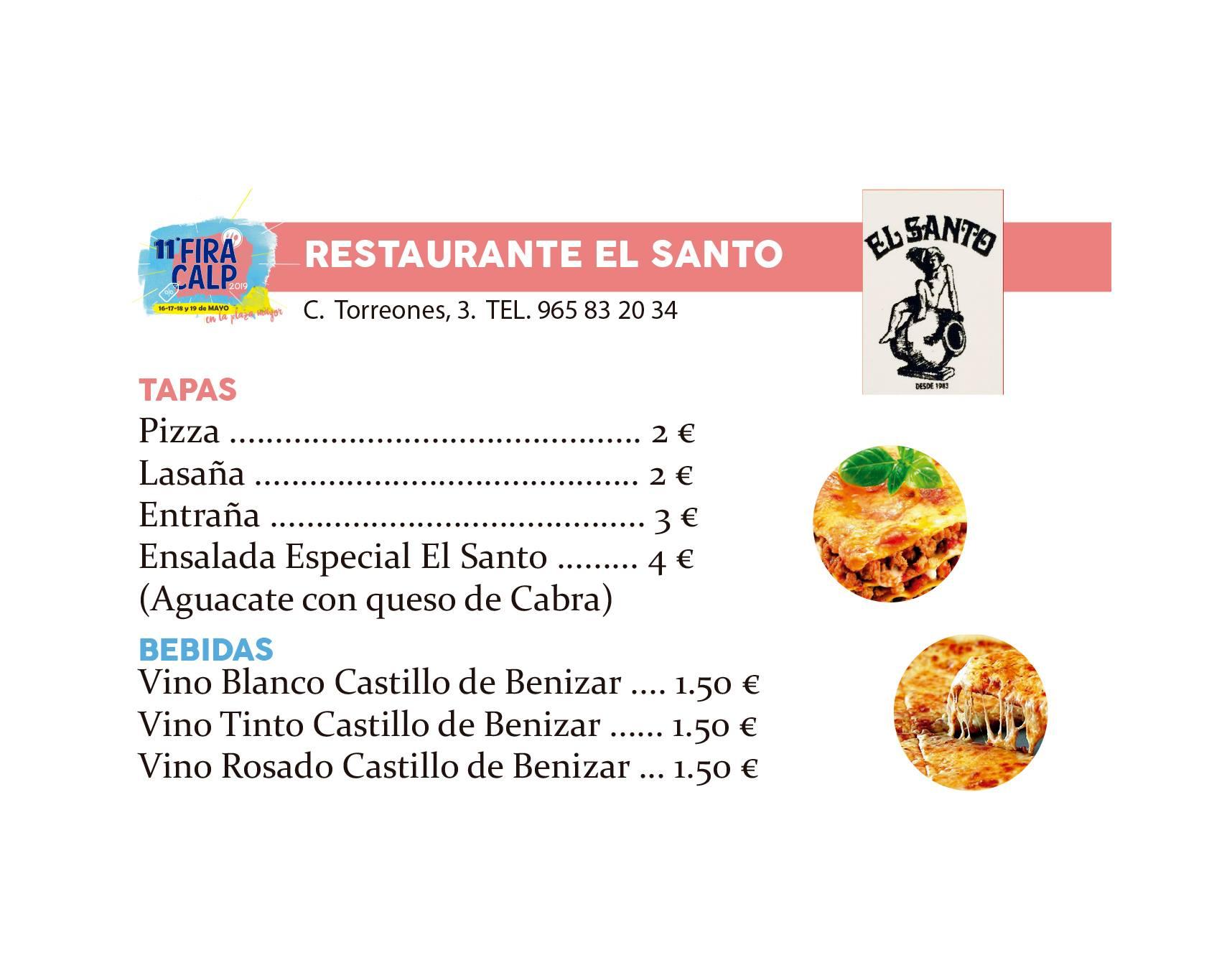 Feria de la Gastronomía y el Comercio 2019 en Calp 6