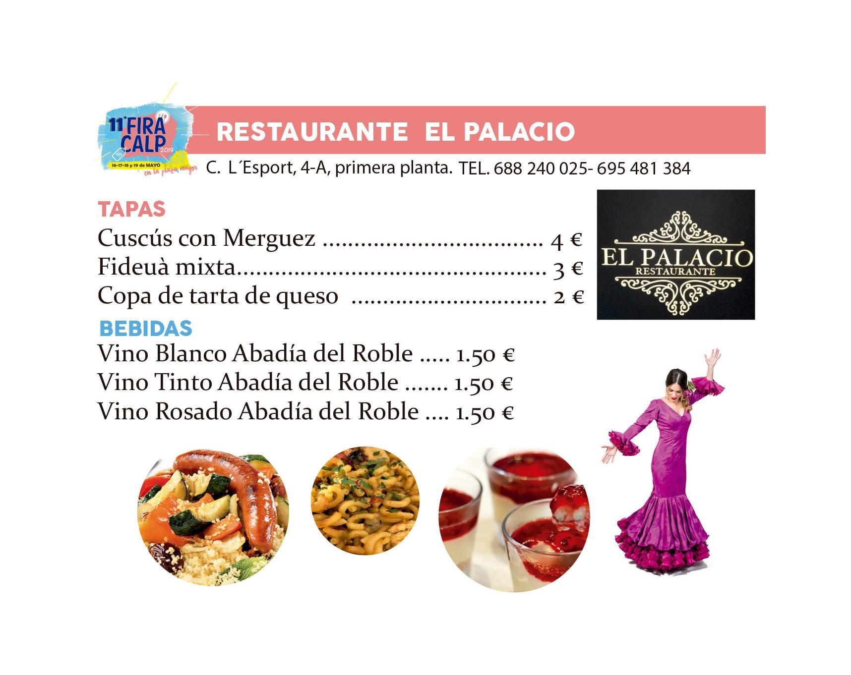 Feria de la Gastronomía y el Comercio 2019 en Calp 16