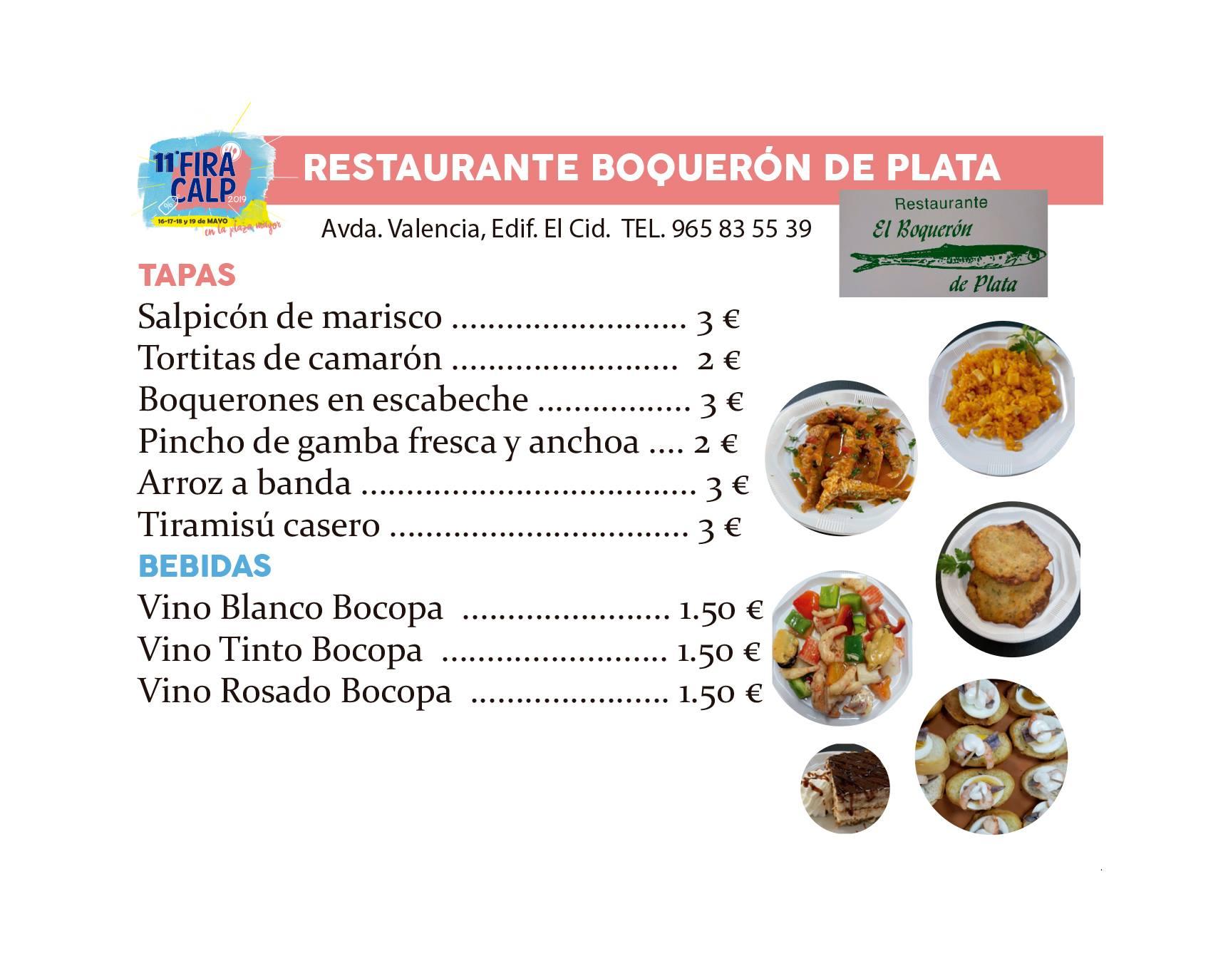 Feria de la Gastronomía y el Comercio 2019 en Calp 15