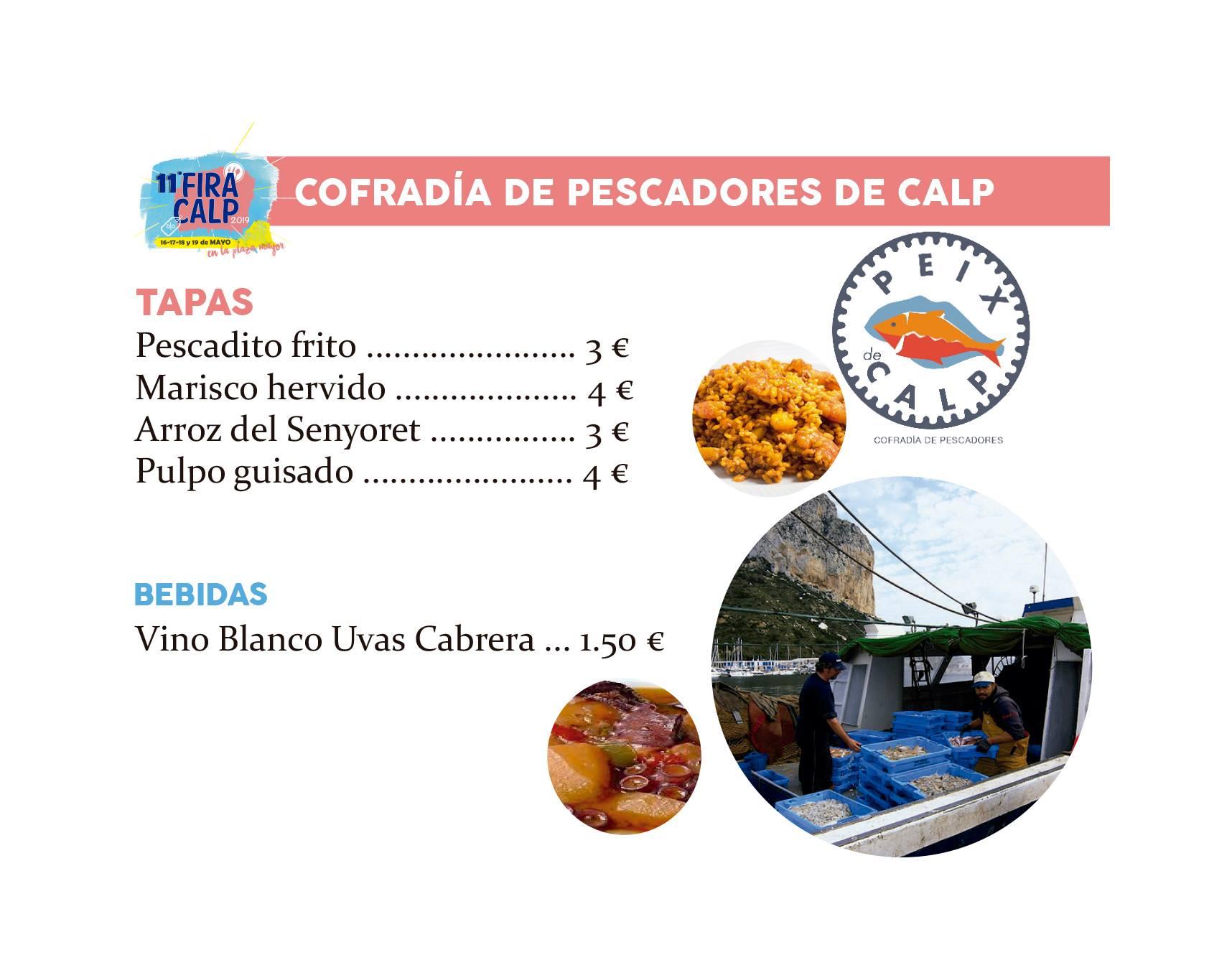 Feria de la Gastronomía y el Comercio 2019 en Calp 13