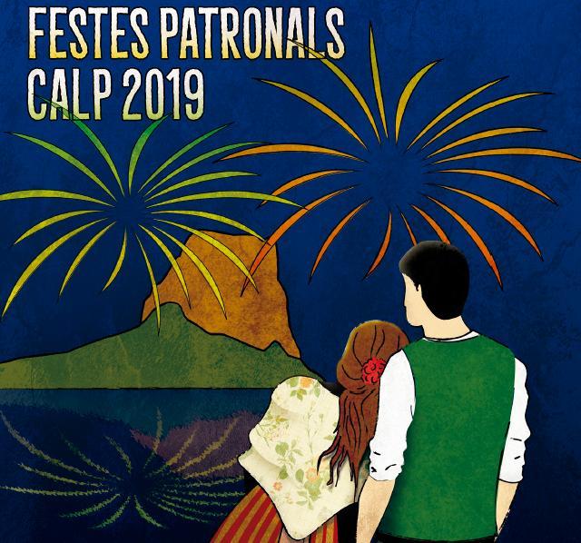 Programación de las Fiestas Patronales de Calp 2019