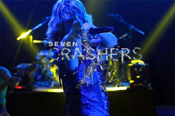 La orquesta Seven Crashers actuará en las Fiestas Patronales de Calp 2019