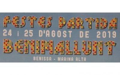Fiestas de la partida de Benimallunt en Benissa
