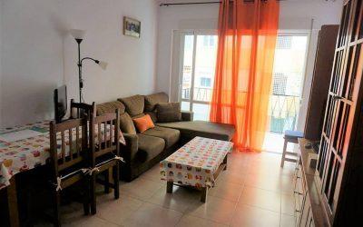 Coqueto apartamento cerca de la playa