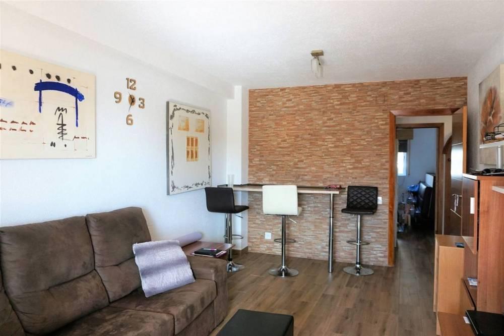 Salón del apartamento en venta por Inmobres