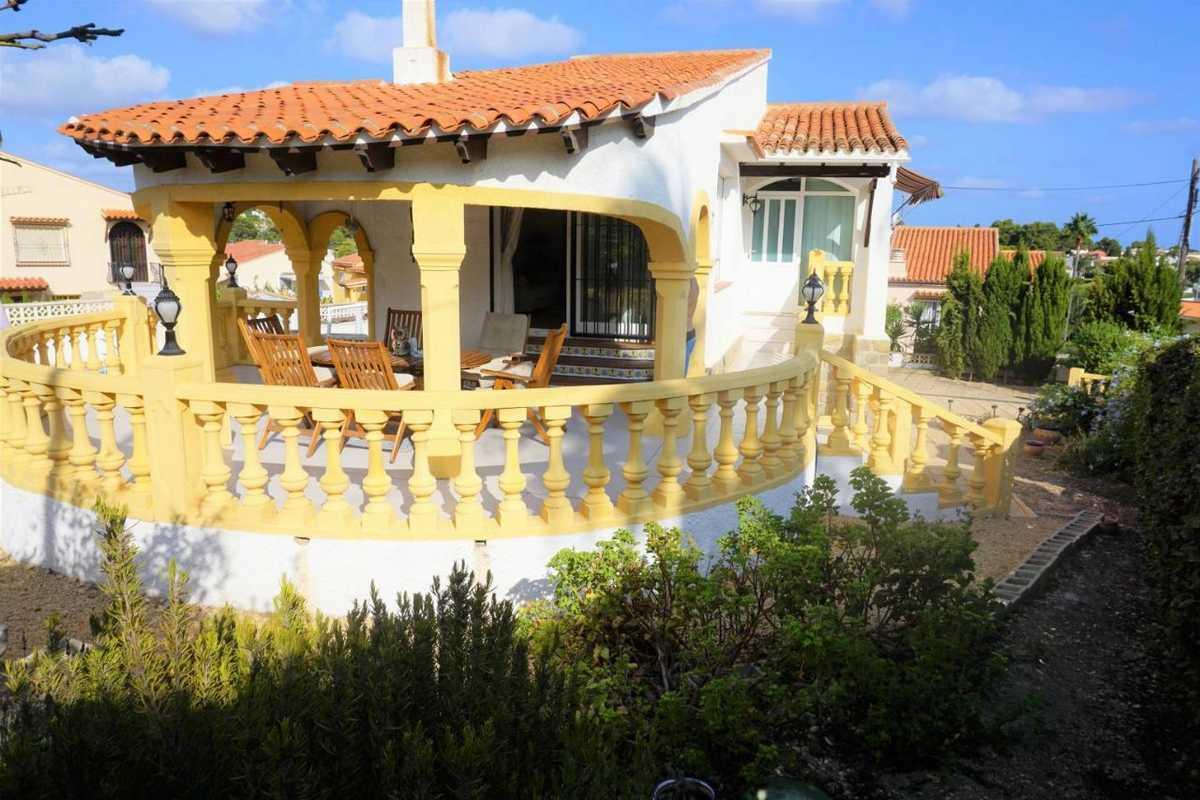 Bonita casa familiar en Calpe al mejor precio