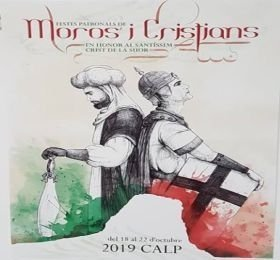 Moros y Cristianos 2019 Calpe