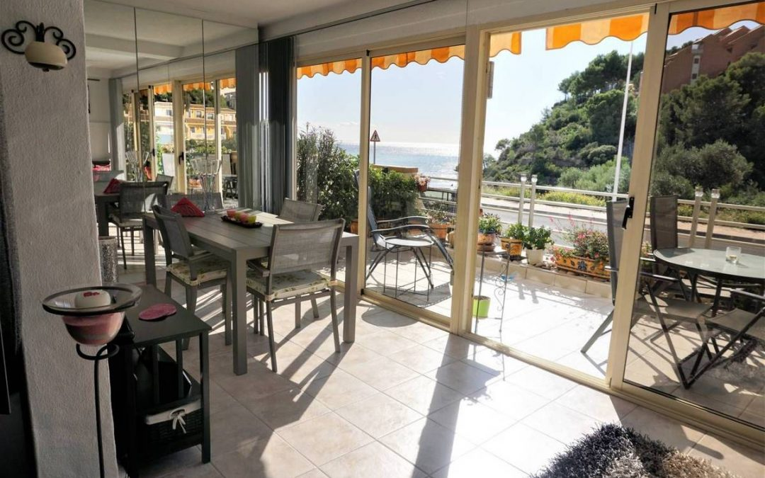 Amplio Apartamento con Vistas al Mar en Calp