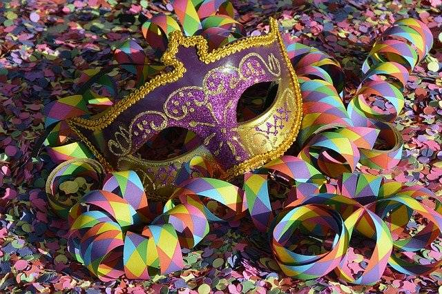 Máscara del Carnaval de Calp 2020