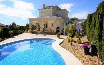 Bonita villa de 3 habitaciones y piscina privada