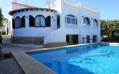 Bonita Villa de 3 dormitorios y vistas al Peñón