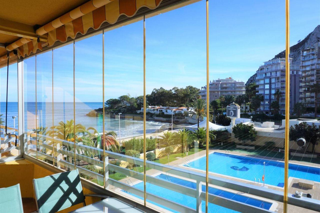 Apartamento a primera línea de playa