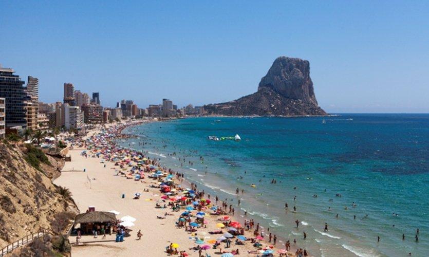 Playa Arenal-Bol de Calp
