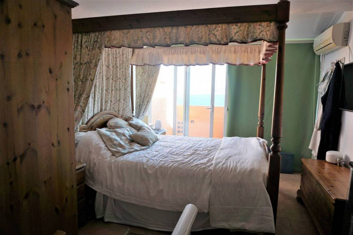 Dormitorio del Bungalow