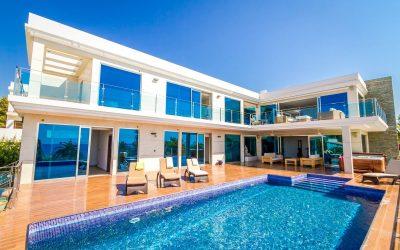 Impresionante villa moderna en Calp