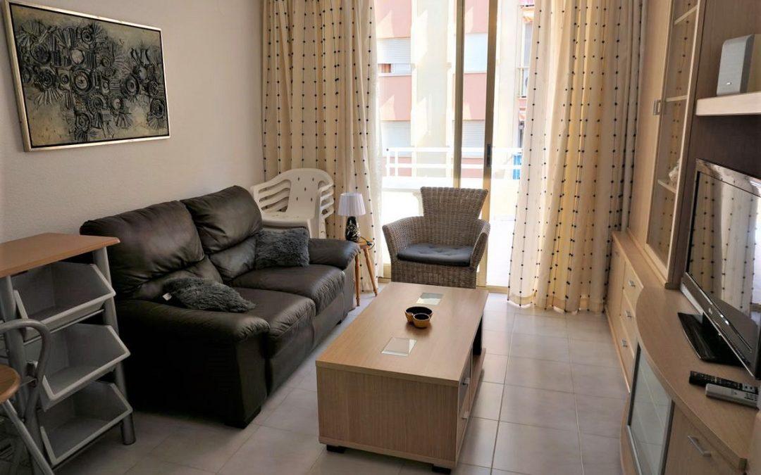 Apartamento de 1 habitación en el centro de Calp