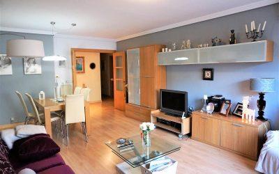 Céntrico apartamento de 4 dormitorios en Calpe