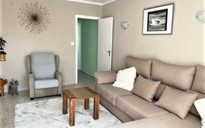 Amplio y luminoso apartamento en el centro de Calp