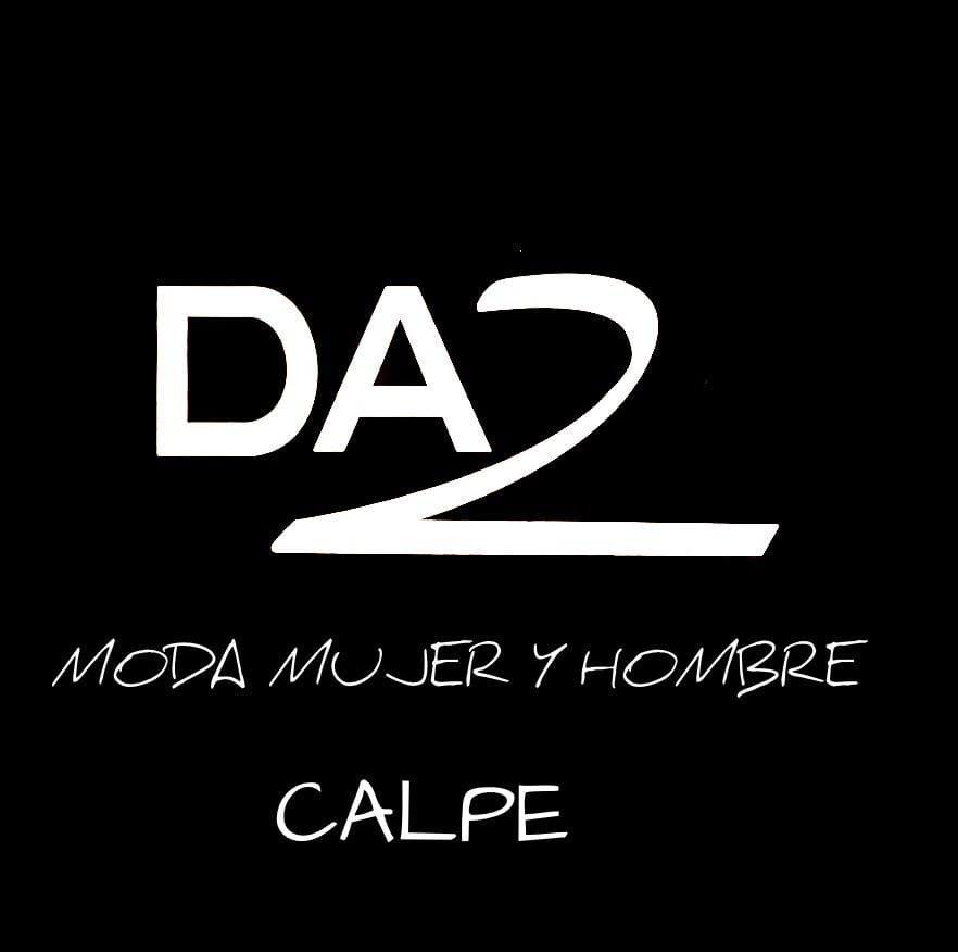 Logo tienda Da2 moda - Calp