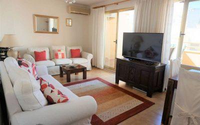 Apartamento con gran terraza cerca de la playa en Calpe